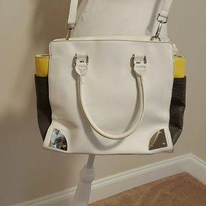 Cesca vegan women's purse.